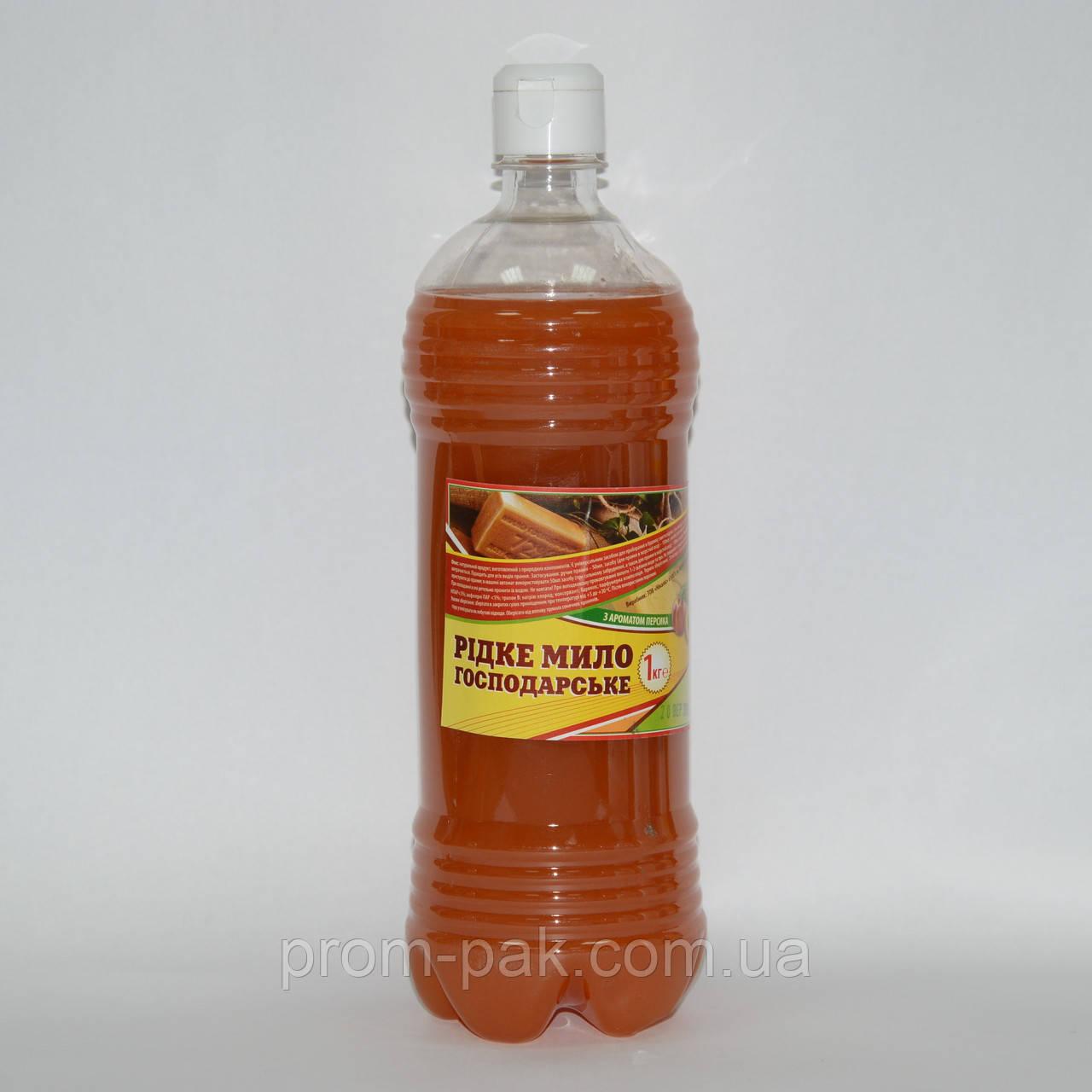 Мыло жидкое хозяйственное 1 л