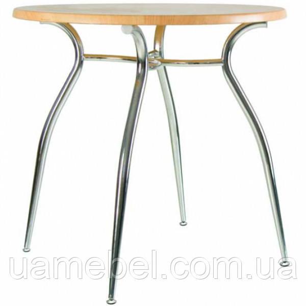 Обеденный стол Cristal (Кристал) chrome MA