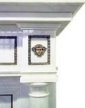 Мраморный Камин Флагман, фото 2