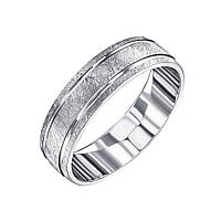 Серебряное обручальное кольцо Мой мир 23.5 000119335
