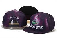 Кепка Lacoste Snapback Violet