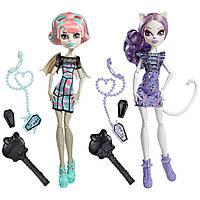 Сет из 2х кукол Монстро-чат с Рошель и Катрин деМяу Ghoul Chat