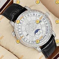 Часы Patek Philippe Geneve Silver/White