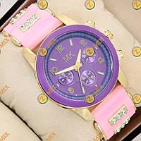 Часы Michael Kors Silicone Light Pink