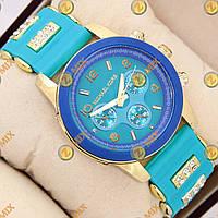Часы Michael Kors Silicone Blue