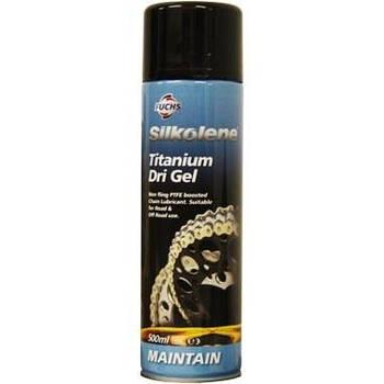 Silkolene Titanium Dri Gel Масло для смазки цепей 0.5л