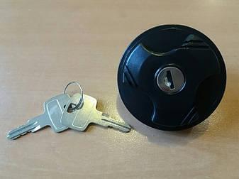 Крышка топливного бака с ключом IVECO  Е3/Е4  (LE10830.T/2993927), фото 2