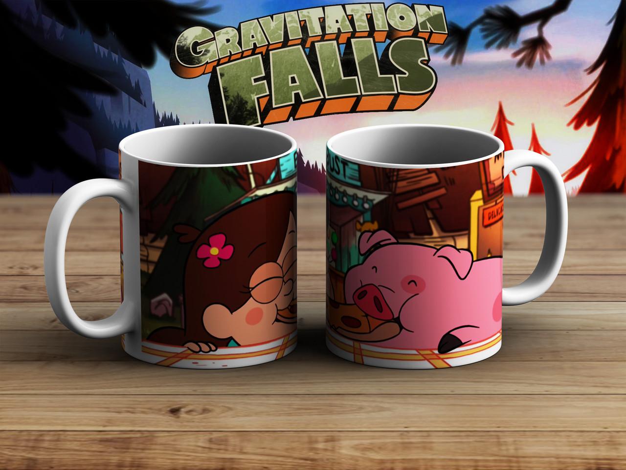 Чашка Пухля и Мэйбл Гравити Фолз / Gravity Falls