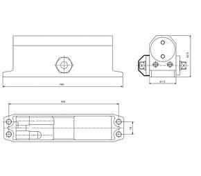 Доводчик APECS DC-20.4/1050/100-А1-W, фото 2