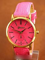 Часы Geneva, женские часы Женева на подарок
