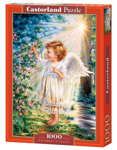 """Пазлы """"Ангел в саду"""", 1000 эл С-103867"""