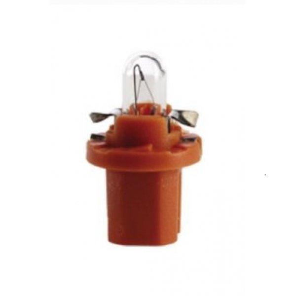 Лампа Narva 17019 12V 1.0W BX8,5D ORANGE