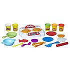 Hasbro Play Doh Плей-До Игровой набор Кухонная плита-B9014, фото 2