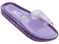 Женские оригинальные фиолетовые пахнущие слайды Melissa, фото 1