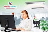 Отопление административных и торгово- офисных помещений, МАФ