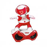Интерактивным роботом DISCOROBO – АЛЕКСДИДЖЕЙ (робот, MP3-плеер с колонками,  танцует,озв.)