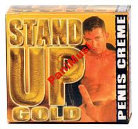Новинка Золотой Пенис Крем из Порно Stand Up Gold его используют Порноактеры при съемках фильма 50мл