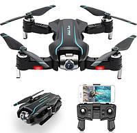 S17 RC Сложный Drone 4К HD Wi fi камера и дополнительная 720Р Wi-fi камера, до 18 мин. польота
