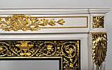 Мраморный камин Аркадия Стиль Людовика XVI(сусальное золото), фото 7