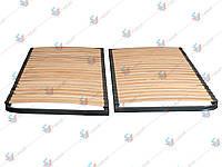 Ортопедический вкладной каркас разборной двуспальной кровати 2000*1400мм