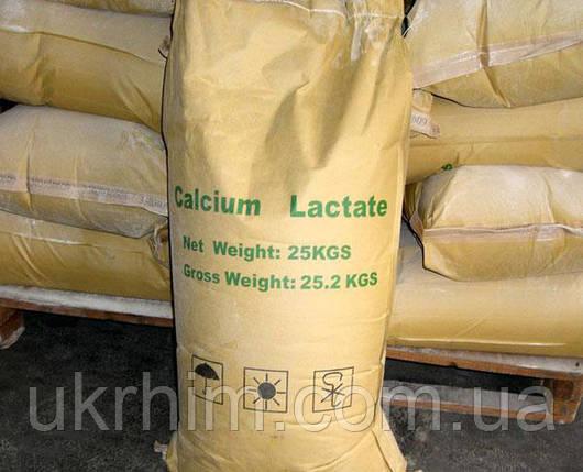 Лактат кальция от 25 кг., фото 2