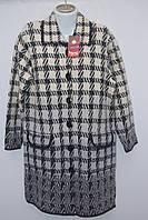 Жіночий ангоровый кардиган пальто Великі розміри Дуже теплий Супер подарунок!