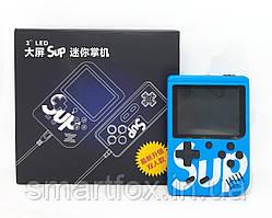 Игровая приставка SUP 400игр+джойстик 2play (Dendy) Синий