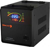 Стабілізатор напруги SDR-2000 електронний 2,0 кВА Electro, фото 1