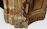 Мраморный камин Герцоги Нанта Стиль Людовика XV, фото 4