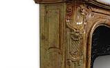 Мраморный камин Герцоги Нанта Стиль Людовика XV, фото 7