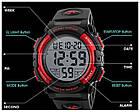 Спортивные мужские часы Skmei 1258 red / blue / gold / army green / black, фото 3