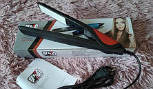 Керамический утюжок выпрямитель Promotec PM-1230, фото 2