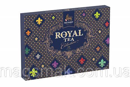 Чай Richard Royal Tea Collection, 8 видов по 5 пакетов, фото 2