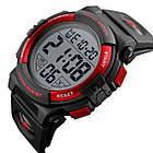 Спортивные мужские часы Skmei 1258 red / blue / gold / army green / black, фото 5