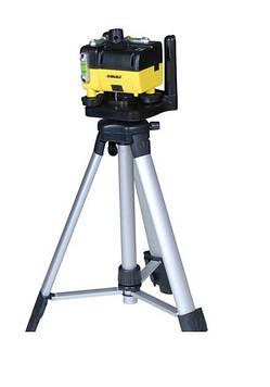 Нівелір лазерний оборотний 66см (кейс+тринога)