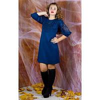 Платье Афродита (синий)       оптовая цена