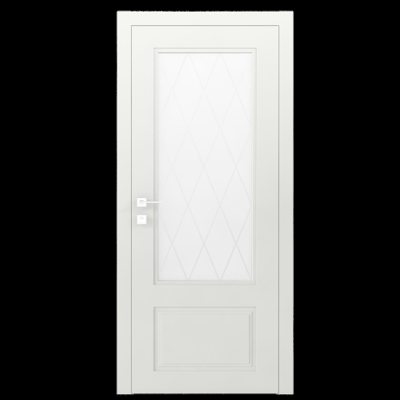 Дверь межкомнатная Rodos Galant ПО