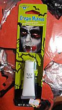 Тюбик белого грима для образа вампира