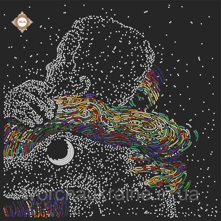 Схема для вишивання бісером Всесвіт любові