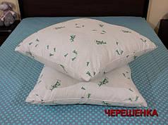 Подушка микрофибра/бамбук 70*70