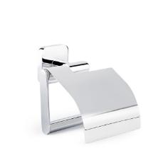 Держатель для туалетной бумаги цвет - хром