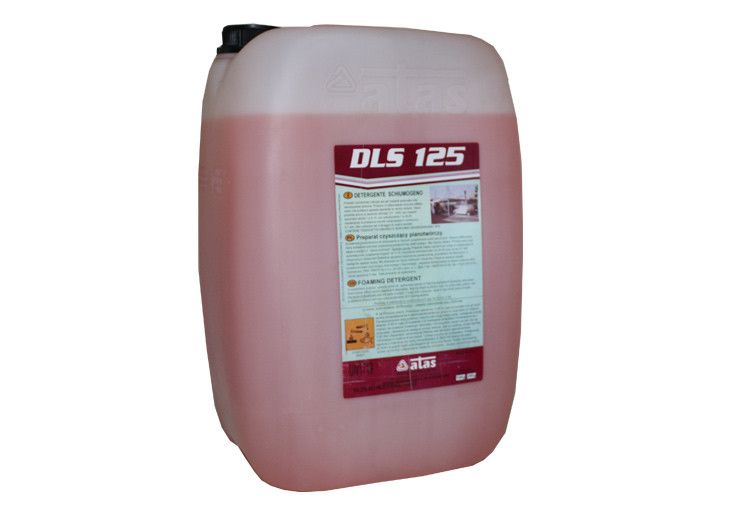 Atas DLS-125 засіб для безконтактної мийки (активна піна) (1,8л)