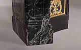 Мраморный камин Ноай с бронзовыми орнаментами, фото 4