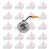Кран шаровый межфланцевый EFAR WK 4a PB DN 20 PN40  для сжиженного газа