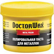 DW8319 поліроль для металевих деталей DoctorWax 236мл