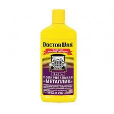 """DW8312 поліроль кузову """"Металік"""" DoctorWax 300мл"""