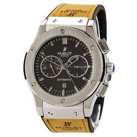 Наручные часы стандарт Hublot Classic Fusion Automatic Brown-Silver-Black
