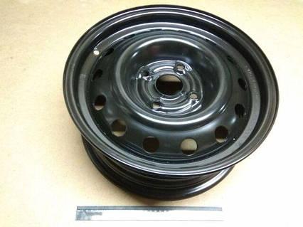 Диск колесный Forza, Кременчуг (15Н2х6,0J) черный