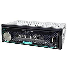 ✓Автомобільна магнітола Polarlander VM-901В 1 din Bluetooth FM радіо, USB, AUX MP3 SD card ПОТУЖНА музика