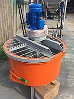 Бетономішалка, бетономешалка обємом по загрузці 200 л, 100 л готового бетону, миксер, смеситель